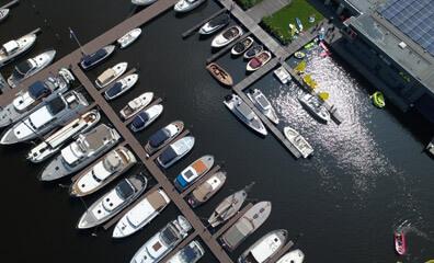 Deelnemers bootshow